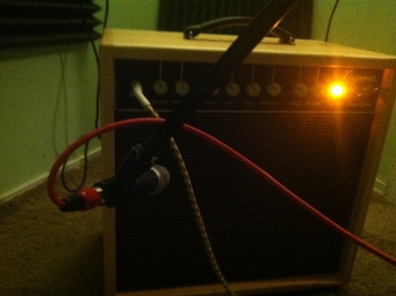 41st Amplifiers Bayonet Tube Amp at Club Shmed