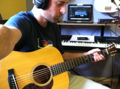 Super Sick Martin at Gold Nugget Studios